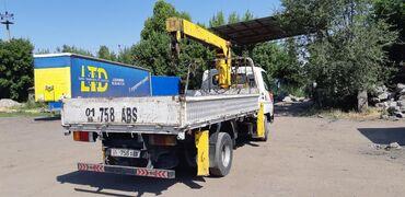 Услуги кран-манипулятор до 3х тонн Грузоподъёмность машины до 6тонн