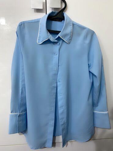 купить сенсорный диспенсер для жидкого мыла в Кыргызстан: Рубашка Zara размер М