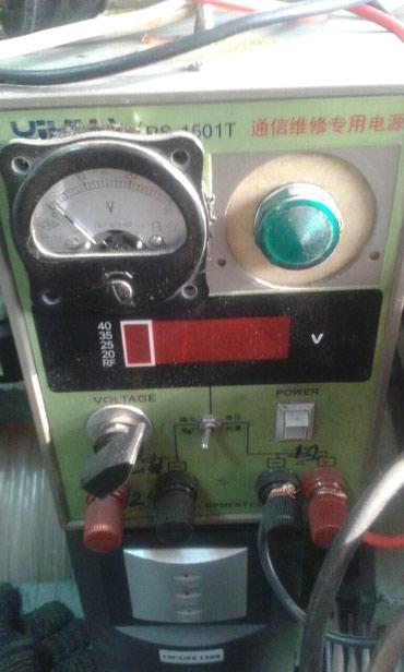 Зарядные устройства разные ./самодельные/от1000с до8000с. в Бишкек