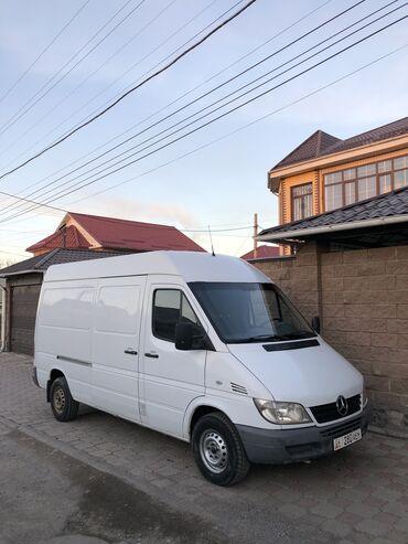 купить мотор мерседес 2 2 дизель в Кыргызстан: Mercedes-Benz Sprinter Classic 2.7 л. 2003 | 350000 км