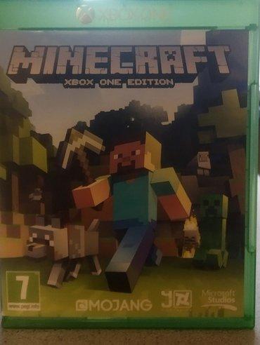 Xbox One Azərbaycanda: Minecraft для Xbox One  номер