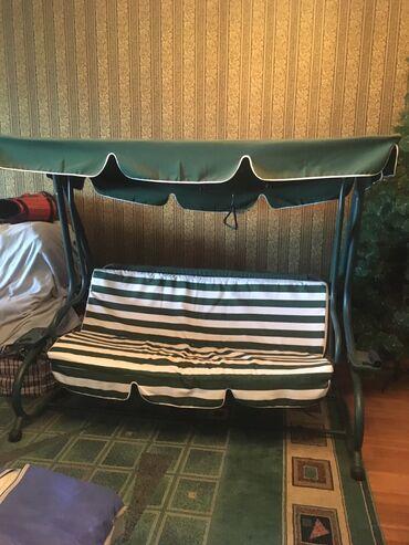 Садовая мебель в Кыргызстан: Мебель для сада . Приятно полежать и поспать а можно и покататься