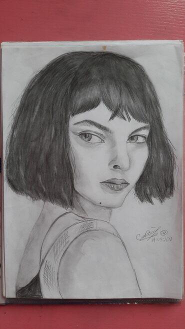 portret - Azərbaycan: ⚜Portret sifarişləri qəbul olunur. Ölçüsündən və işlənmə texnikasından