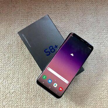 Продаю Samsung Galaxy S8 Plus.Пользовался аккуратно, носил всегда в