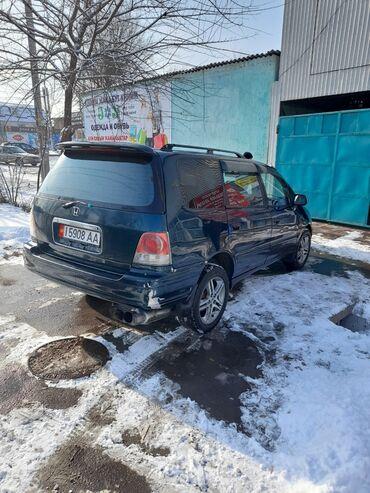 хонда одиссей в Кыргызстан: Honda Odyssey 2.3 л. 1996 | 360000 км