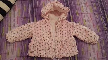 Prodajem hajdi jaknicu, 0-6m, vrlo malo nosena, skoro nova... - Raska
