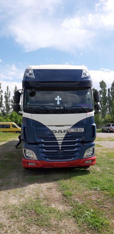 грузовые шины 385 в Кыргызстан: Продаю Даф DAF 106. 2014 года. автомат. 460л.с.новая резина Michelin