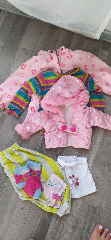 Детский мир - Таш-Мойнок: Пакет вещей для куклы ( ростом как говорящая Ксюша )