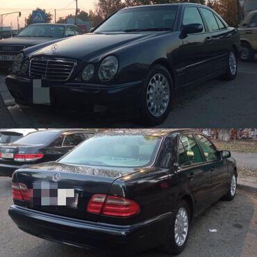 Mercedes-Benz 240 2.4 л. 2000 | 23580 км