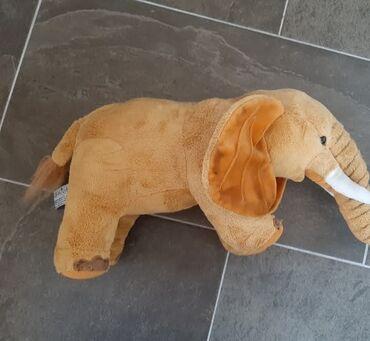 Slon TOJ velik 57cm . Kao nov. Izuzetno kvalitetna igračka. Skupo
