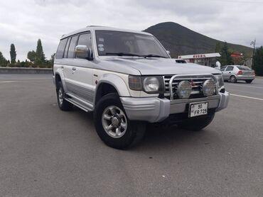100 elan | NƏQLIYYAT: Mitsubishi Pajero 2.8 l. 1995 | 435000 km