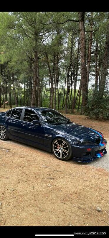 Used Cars - Greece: BMW 318 1.8 l. 2003 | 357862 km