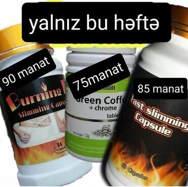 nə alsan 1 manat in Azərbaycan | KÖYNƏK VƏ BLUZALAR: Ariqlama kapsullari ən münasib qiymətə bizdə. İdeal kilolara sahib olu