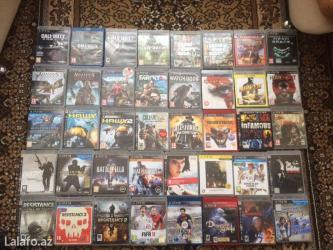 Bakı şəhərində Игры Для SONY Playstation 3