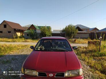 Транспорт - Селекционное: Nissan Primera 1.6 л. 1995
