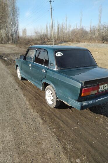 Кулиева жалап кыздар - Кыргызстан: ВАЗ (ЛАДА) 2107 1.6 л. 2005 | 123456789 км