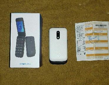 Alcatel | Srbija: Alcatel 2053 na preklop. Prodajem novi Alcatel 2053 na preklop