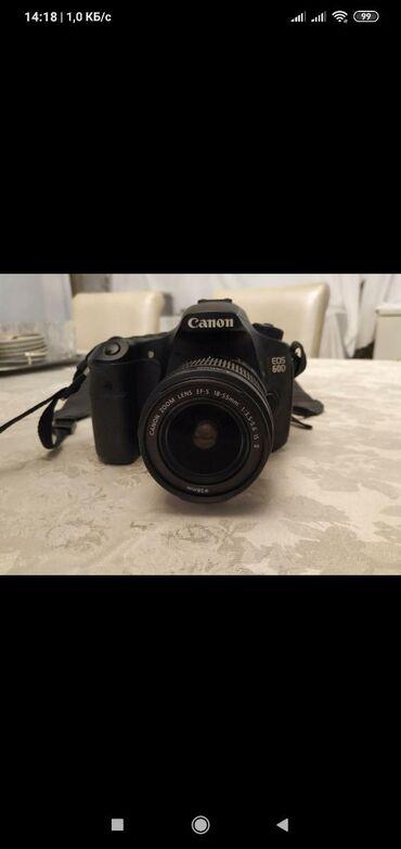 fotoaparatlar - Azərbaycan: Canon aparat satılır 400 azn unvan Bakıxanov ( Xalidə)