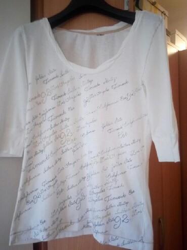 Košulje i bluze | Cacak: Majica u odličnom stanju.Marka Time out. Veličina M