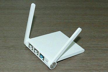 Bakı şəhərində Xiaomi mini (nano) router 300 mbts. Modem deyil 2 port lan, 1 wan çıxı