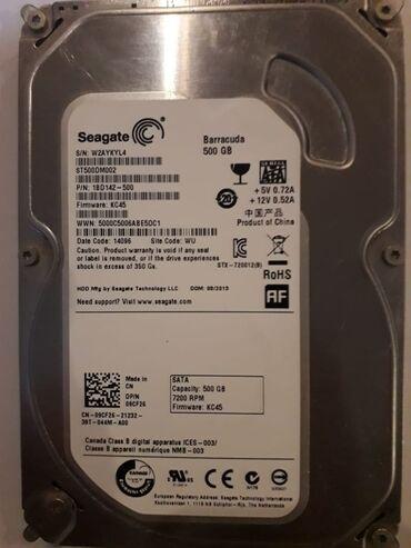 hard disc - Azərbaycan: Seagate hard disk. Hec bir problemi yoxdur