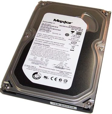 жесткие диски western digital в Кыргызстан: Жесткие диски SATA HDD 320/500 Gb б/у1. SATA Western Digital 320Gb