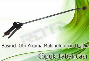 Автозапчасти и аксессуары - Джейранбатан: Köpük balonu tapançasi.orijinal Türkiyə istehsalı