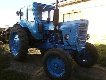 Работа - Кызыл-Суу: Услуга трактора весь комплект. Жети огузский район