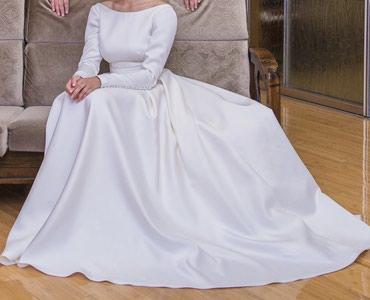 Продаю элегантное свадебное (кыз в Бишкек