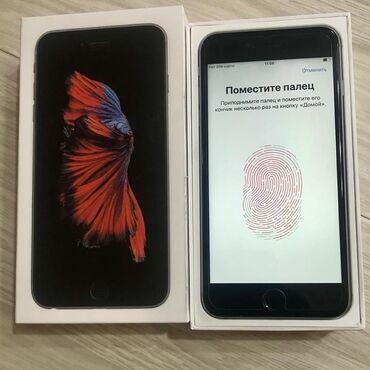 соски в Кыргызстан: IPhone 6s 64 ГБ Черный (Jet Black)