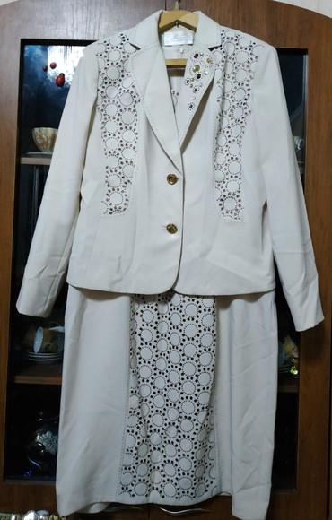 Личные вещи в Кант: Продаю костюм. размер 48-50
