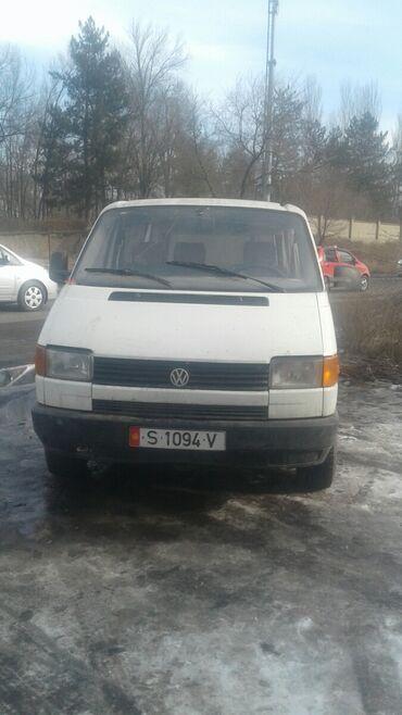 транспортер т4 в Кыргызстан: Volkswagen Transporter 2 л. 1993