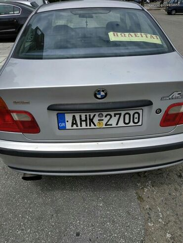 BMW 318 1.8 l. 2000 | 211000 km