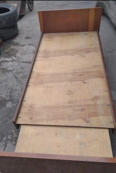 Продаю раздвижную кровать за 600 сом., с матрасом