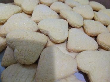 Песочное печенье на заказ. Ооочень вкусное.  в Бишкек