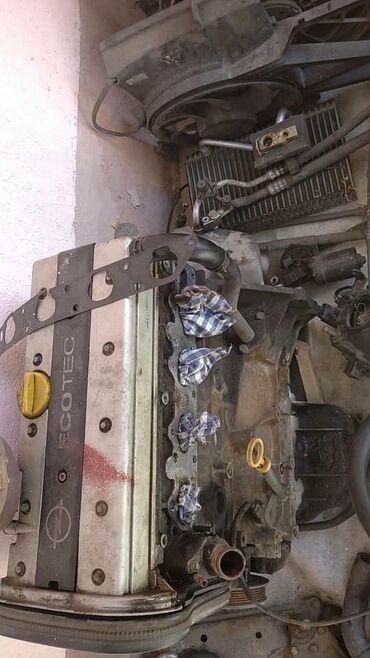 Двигатель Опель вектра 1999 год.1.8 привозной