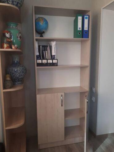 office manager в Кыргызстан: Продаю офисный шкаф 1штв новом состоянии.Размер немножко