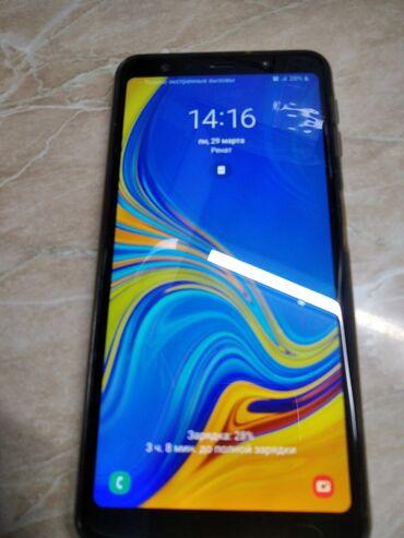 айфон 6 128 гб цена бу in Кыргызстан   APPLE IPHONE: Samsung Galaxy A7 2018   128 ГБ   Синий   Сенсорный, Две SIM карты