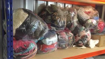 Оптом одежда second hand из Москвы от 1 евро в Бишкек