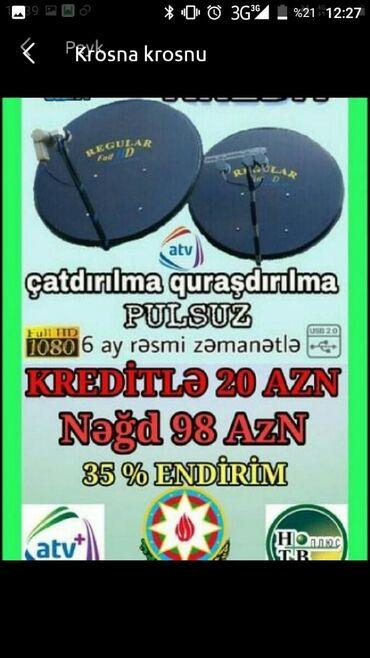 peyk antenalari - Azərbaycan: Peyk anten ustası
