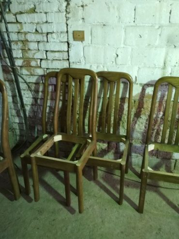 Ремонт столы стулья. в Бишкек