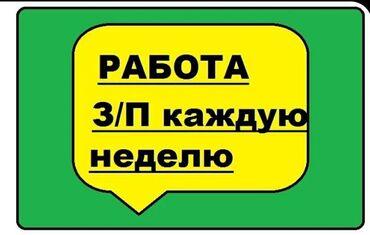 пеший курьер бишкек in Кыргызстан | ДРУГИЕ СПЕЦИАЛЬНОСТИ: Требуются пешие сотрудники 17-45лет