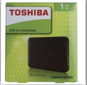 Toshiba hard disk 1 TB arginal
