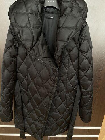 palto - Azərbaycan: Sisley palto, az geyilib, 200 AZN alinib