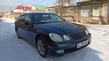 Lexus GS 3 л. 2001