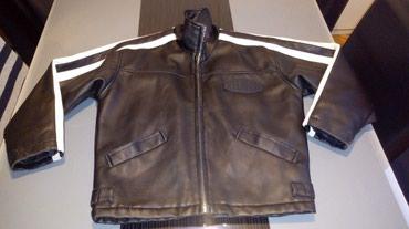 Decja jakna velicina 128....ostecenja su vidljiva na slikama - Nis