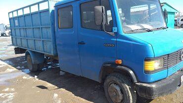 продажа лед ламп на авто в Кыргызстан: Срочно продаю мерседес 609d 1988 года. Зеленый мотор, без турбины, мас