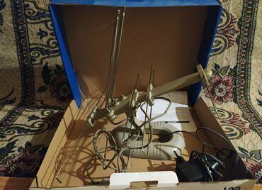 Комнатная антенна, новая, цена 30 ман