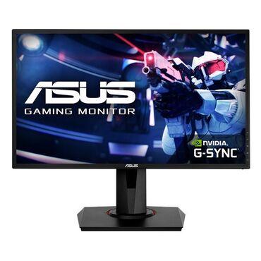 g shok в Кыргызстан: ASUS VG248QG*игровой монитор c TN матрицей*разрешение 1920x1080