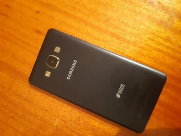 Samsung a7 2015 - Азербайджан: Б/у Samsung Galaxy A5 16 ГБ Синий